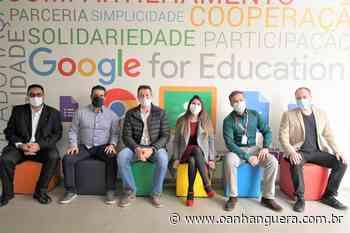 Educação de Barueri recebe o selo de maior Rede de Referência Google For Education - Jornal O Anhanguera