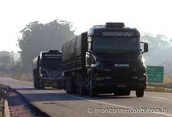 Motorista de caminhão tem maior salário em Barueri do que na capital - Monitor Mercantil