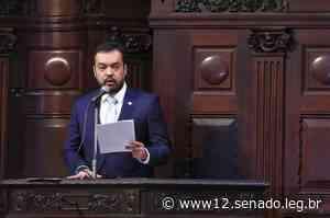 Governador do Rio de Janeiro, Cláudio Castro, pode ser convocado - Rádio Senado