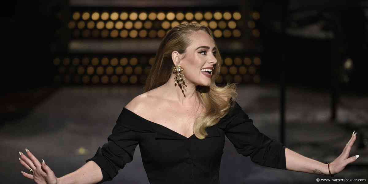 """Adele's Upcoming Fourth Album Is Reportedly """"Amazing"""" and Dropping """"Very Soon"""" - HarpersBAZAAR.com"""