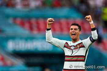 PSG : Cristiano Ronaldo à Paris, un échange surprise ? - Foot01