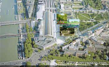 À Paris, bientôt un nouveau parc entre la Gare d'Austerlitz et la Pitié Salpétrière ? - sortiraparis