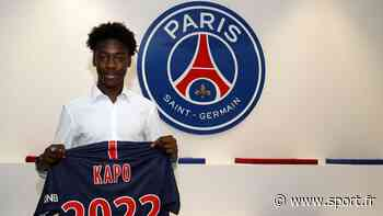 Le Paris Saint-Germain cède un joueur avec un gros pourcentage à la revente - Sport.fr
