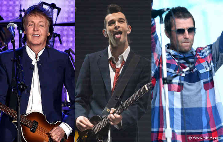 Paul McCartney, The 1975, Liam Gallagher, Foals and more donate prizes to help London's homeless