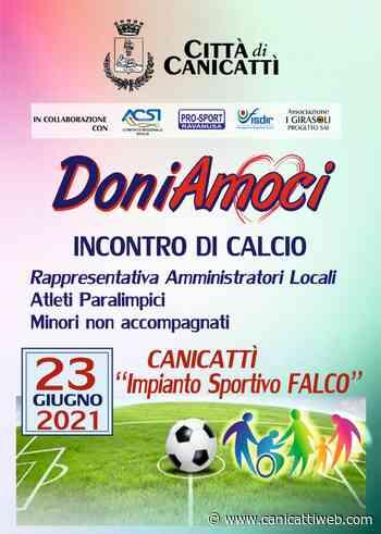 Canicattì: Tutto pronto per DoniAmoci - Canicatti Web Notizie