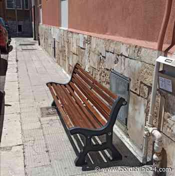 Bari, rubano panchine e le nascondono in uno scantinato: due denunce - Borderline24 - Il giornale di Bari