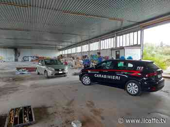 Rubano ferro da un capannone di Latina Scalo: tre ladri sorpresi dai carabinieri - Il Caffè.tv