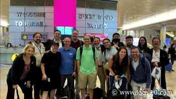 Rabinos del sur de Florida viajan a Israel y ven conflicto, pero también compasión - WPLG Local 10