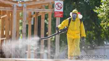 Moscow facing new aggressive coronavirus variant, mayor says - Euronews