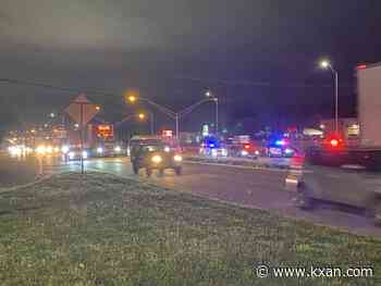 Woman identified after 18-wheeler hit, killed her crossing I-35