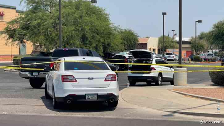 One suspect in custody in West Valley shooting