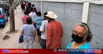 Vacunarán a obreros de Matamoros de manera masiva contra la Covid-19 - Hoy Tamaulipas