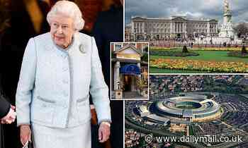 EDEN CONFIDENTIAL: Her Majesty's cyber wall 'crashes systems near Buckingham Palace'