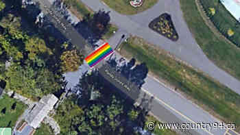 Quispamsis To Install Permanent Rainbow Crosswalk - country94.ca