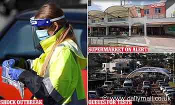 Canberra Covid alert: National Gallery museum and dessert shop visited by infected Sydney man