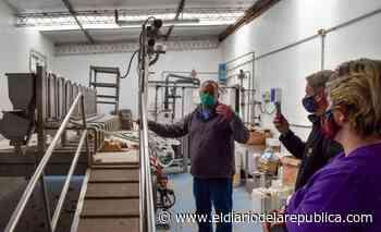 Avanza el proyecto para que San Luis tenga más productores de quesos - El Diario de la República