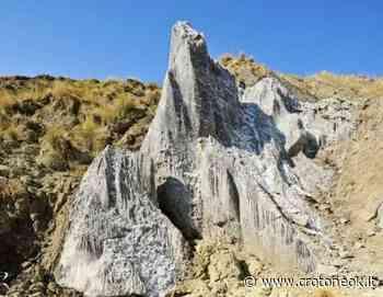 I Diapiri salini di Zinga diventano geositi dell'ISPRA - CrotoneOK.it