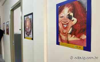 Centro Pop de Volta Redonda recebe exposição de caricaturas   Volta Redonda   O Dia - O Dia