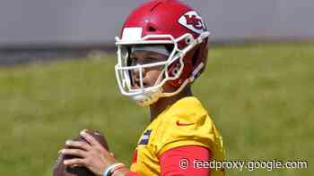 Roundup: Chiefs QB Patrick Mahomes doesn't 'see any problems moving forward' with toe
