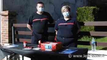 Champignol-lez-Mondeville : les habitants généreux à l'égard des pupilles des pompiers - L'Est Eclair