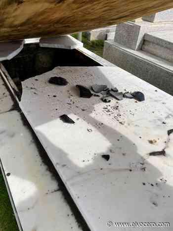 Masonería Patriótica condena vandalismo en tumba de Don Gilberto Concepción de Gracia - El Vocero de Puerto Rico