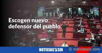 #ENVIVO Senado escoge nuevo Defensor del Pueblo - Noticias SIN