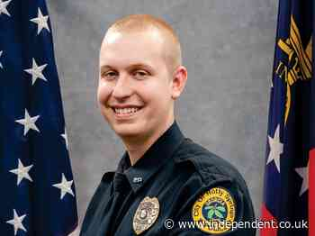 Georgia police officer dies after being dragged by suspect's car during traffic stop