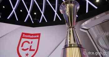 Cremas, jaguares y pechoamarillos conocen a sus rivales en la Liga Concacaf - dca.gob.gt
