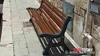 """Incredibile ma vero a Bari, rubano panchine pubbliche e si giustificano così: """"La sera la gente si sedeva e disturbava il vicinato"""" - BariToday"""