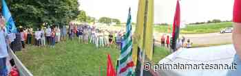 Personale dell'Asst Melegnano e Martesana sul piede di guerra: manifestazioni di fronte agli ospedali - Prima la Martesana