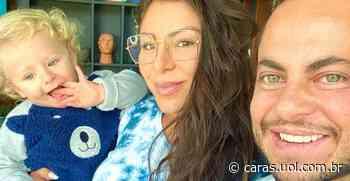 Andressa Ferreira encanta com lindos registro em família - CARAS Brasil