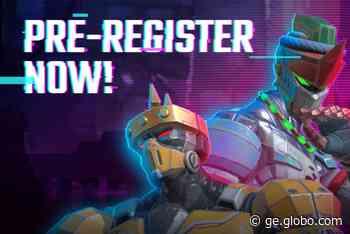 Metal Revolution, jogo de luta mobile, abre pré-registro - globoesporte.com