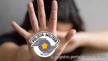 Prisão PM prende homem por violência doméstica em Registro - Adilson Cabral
