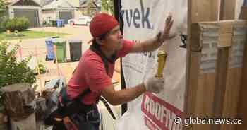 Calgary homeowners warned to be vigilant when hiring siding contractors