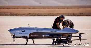 Airspeeder eVTOL racing series makes historic first flight     - Roadshow