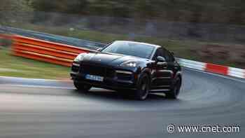 Porsche's got a hella quick Cayenne in the works     - Roadshow