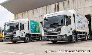 Novos veículos aumentam eficiência na recolha de resíduos sólidos urbanos em Pombal - Notícias de Coimbra