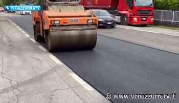 Il punto sul piano asfalti a Omegna - Azzurra TV