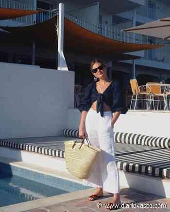 Fotos: 20 looks 'comfy' para ir a la playa - Diario Vasco