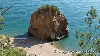 La playa desnuda de Illa Roja - La Vanguardia