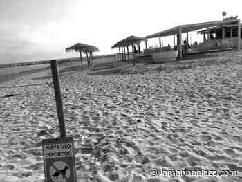 Puertos vuelve a autorizar el controvertido chiringuito en la playa de la escollera norte sin consultar a D... - La Marina Plaza. Noticias. Diario de la Marina Alta.