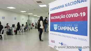 'Xepa' da vacina: Campinas abre cadastro para maiores de 40 anos - ACidade ON