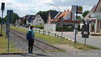 Reaktivierung der Tecklenburger Nordbahn? So kommt die Nachricht in Lotte an - noz.de - Neue Osnabrücker Zeitung