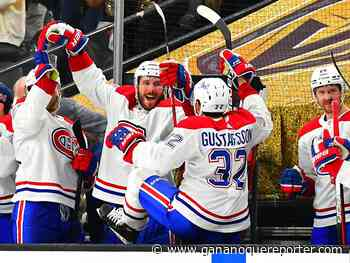 Canadiens at Golden Knights: Five things you should know - Gananoque Reporter