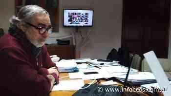 El intendente de Trenque Lauquen en reunión por rehabilitación y conservación de caminos vecinales - InfoEcos