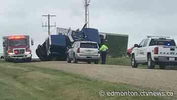 2 hospitalized after crash in Leduc County | CTV News - CTV Edmonton