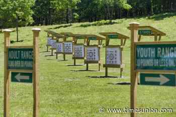 State archery range opens in Wilton