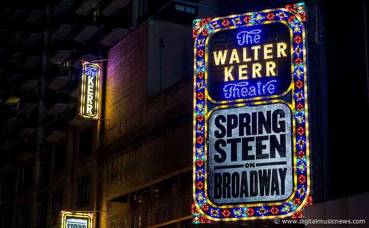 Bruce Springsteen Musical Will Not Allow Guests Who Received the AstraZeneca Vaccine
