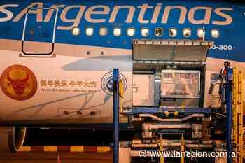 Coronavirus en la Argentina: el fin de semana partirán dos vuelos a China a buscar 2 millones de vacunas de Sinopharm - LA NACION