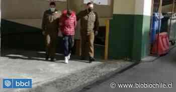 Joven de 15 años fue detenido en Valparaíso por orden de robo vigente: suma más de 73 delitos - BioBioChile